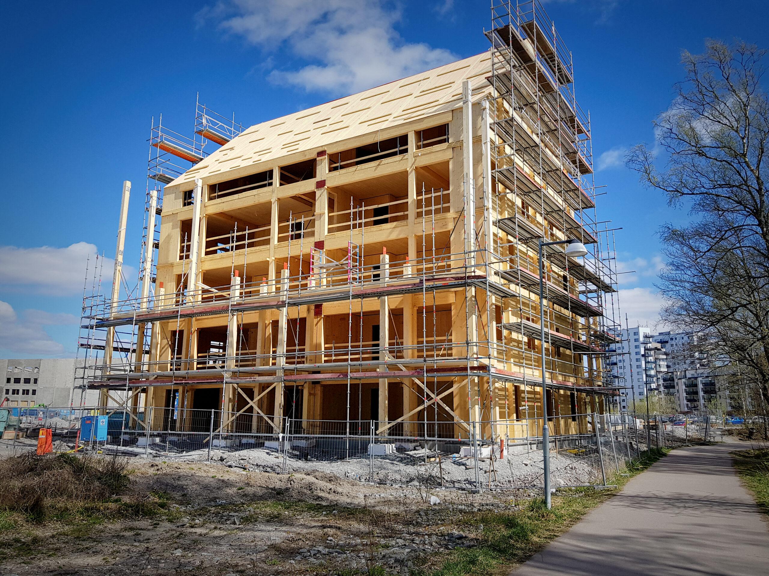 Nu bygger vi vårtandra hus i Västerås
