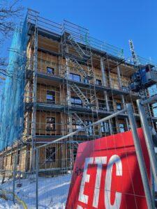 Hyrorna för ETC Byggs hus i Västerås är färdigförhandlade