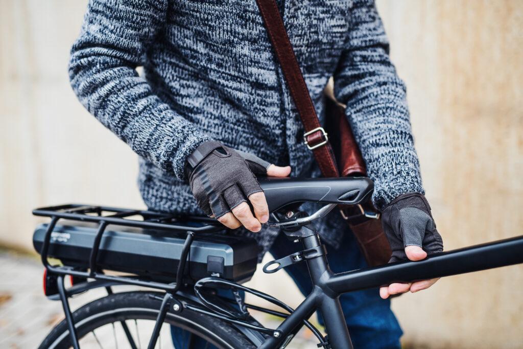 Bil- och cykelpool