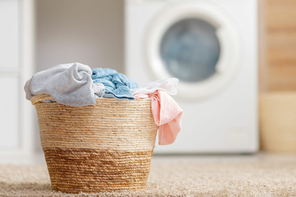 Boka tvättstugan