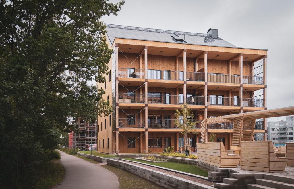 Besök våra hyreshus i Västerås