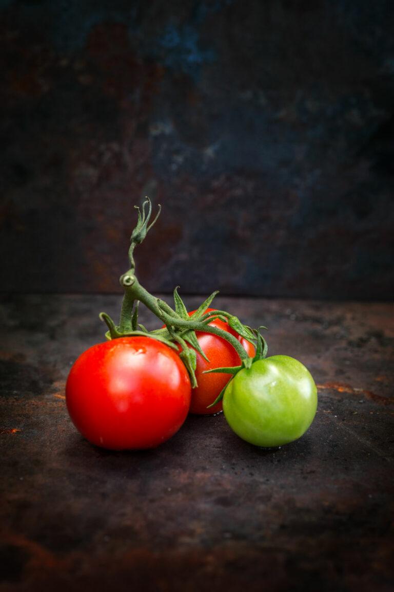 Fynda våra ekologiska tomatplantor för endast 10 kronor per planta