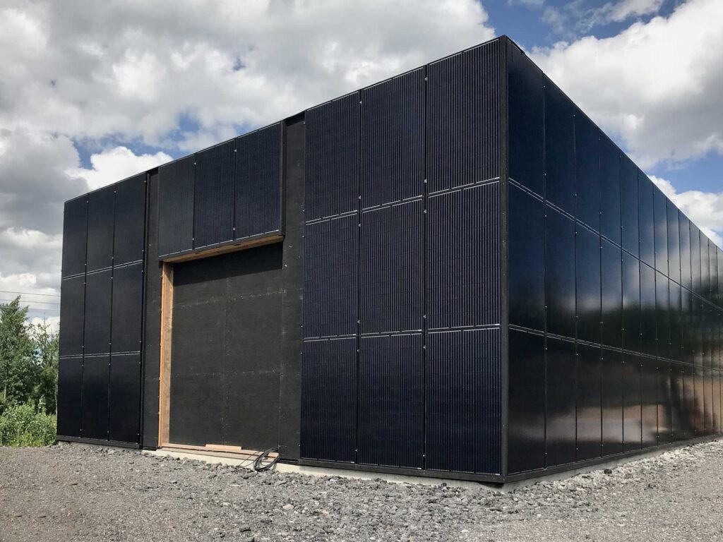 Vår klimatkloka serverhall