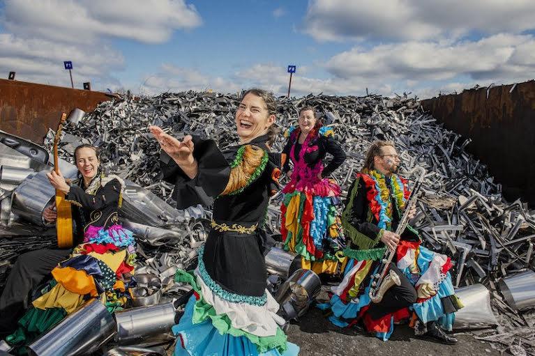 Välkommen på flamencovandring den 23 juli