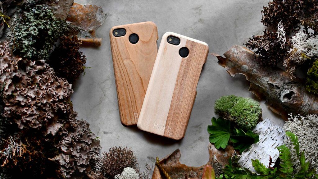 Plastfria mobilskal med ny unik innovation