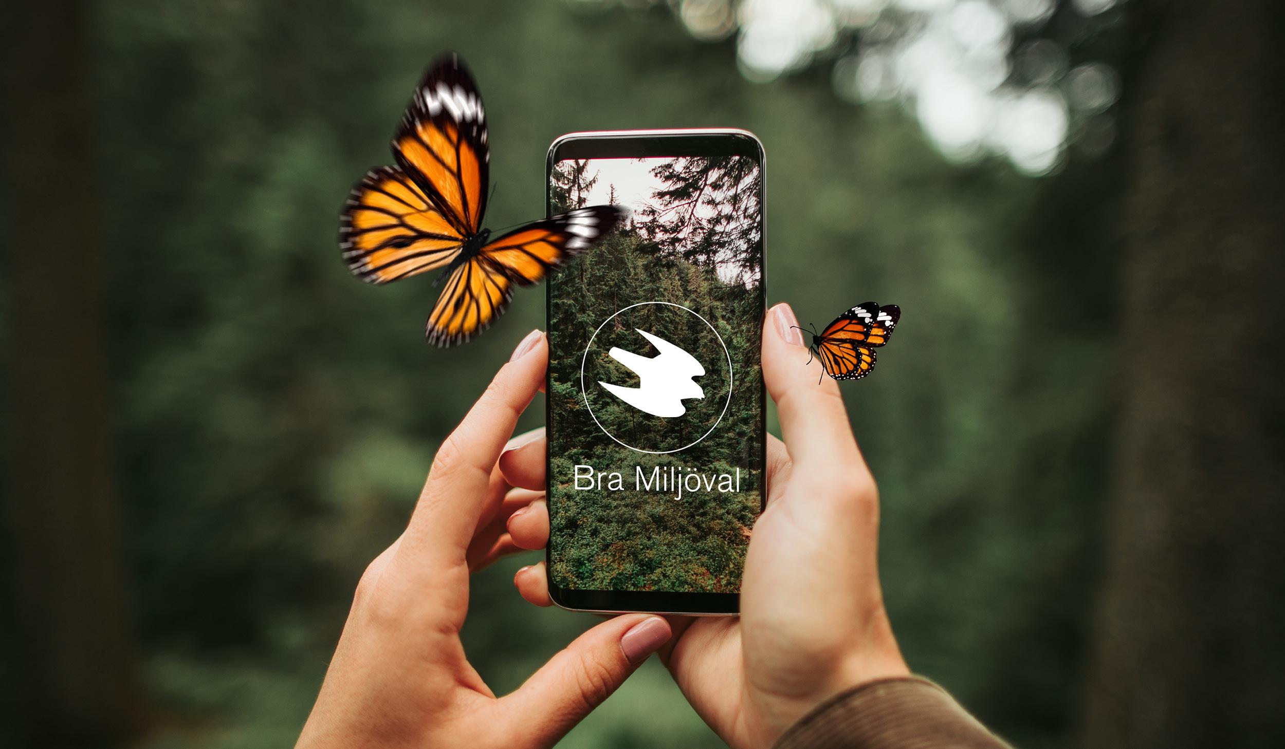 ETC Kundtjänst blir den första med Bra Miljövalsmärkt mobillösning