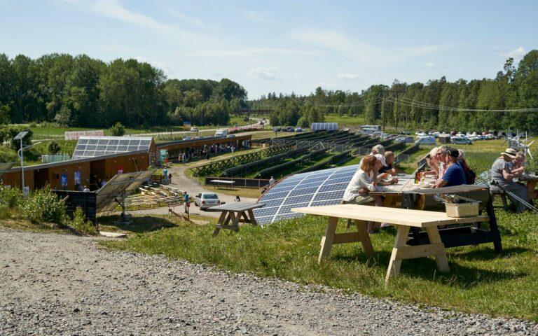 Välkomna tillbaka till ETCSolpark i Katrineholm