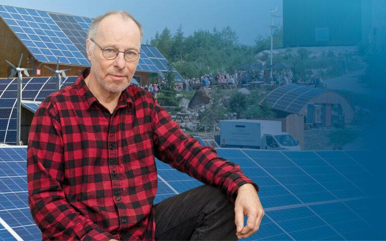 Onsdagskvällar med Johan Ehrenberg i ETC Solpark